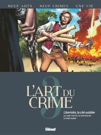 L'art du crime - OlivierBerlion