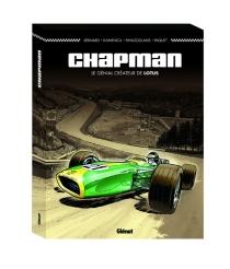 Chapman : le génial créateur de Lotus : coffret tomes 1 à 3 - DenisBernard