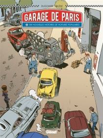 Garage de Paris - Bruno Bazile