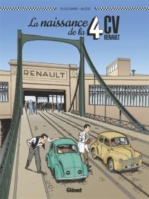 La naissance de la 4CV Renault - BrunoBazile