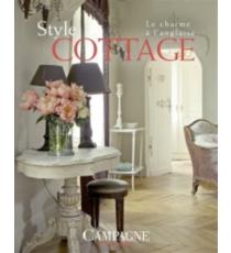 Style cottage le charme l 39 anglaise manuels de d coration espace culturel e leclerc for Deco campagne anglaise 2