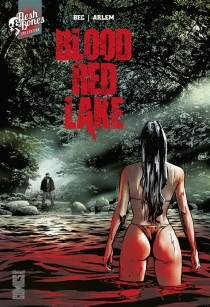 Blood red lake - Renato Arlem