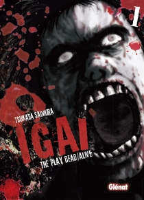 Igai : the play dead-alive - TsukasaSaimura