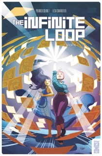 The infinite loop - Elsa Charretier