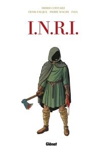 INRI : le triangle secret : intégrale - DidierConvard