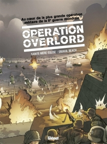 Opération Overlord : coffret tomes 1 et 2 -