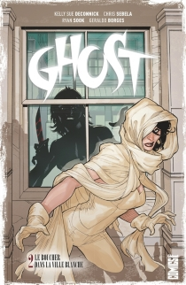 Ghost - Kelly Sue Deconnick