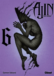 Ajin : semi-humain - GamonSakurai