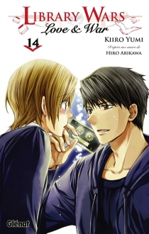 Library wars : love et war - Hiro Arikawa
