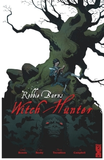 Robbie Burns, witch hunter - Emma Beeby