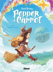 Pepper et Carrot - DavidRevoy