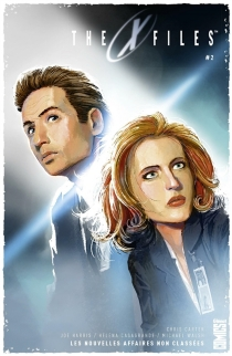 The X-Files : les nouvelles affaires non classées - ElenaCasagrande