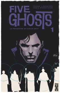 Five ghosts - Frank J. Barbiere