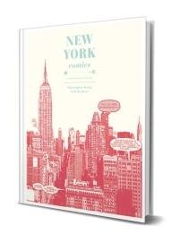 New York comics - ChristopherIrving