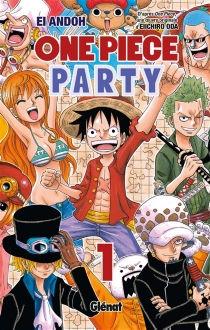 One Piece party - Ei Andoh