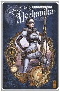 Lady Mechanika - Marcia Chen