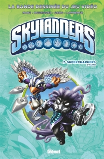 Skylanders  Superchargers - RonMarz