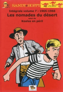 Sandy et Hoppy : intégrale | Volume 7, 1965-1966 - Willy Lambil
