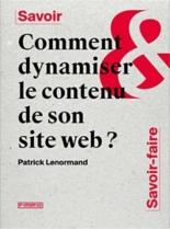Comment dynamiser le contenu de son site web ? - PatrickLenormand