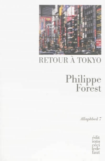 Allaphbed - Philippe Forest