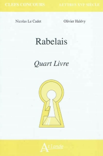 Rabelais, Quart livre - OlivierHalévy
