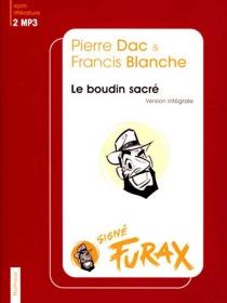 Le boudin sacré - FrancisBlanche