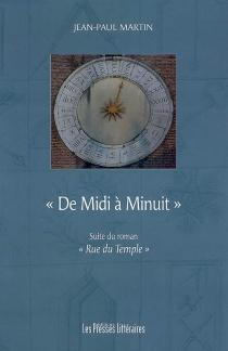 De midi à minuit - Jean-PaulMartin