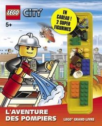 Lego, l'aventure des pompiers -