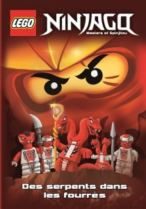 Lego Ninjago : masters of Spinjitzu -