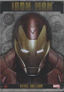 Iron Man : portfolio collector -