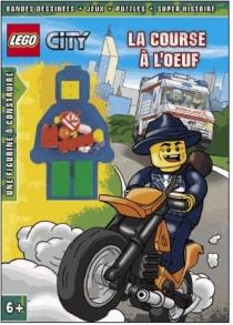 Lego City : la course à l'oeuf -