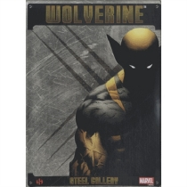 Wolverine : steel gallery -