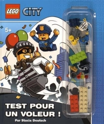 Lego City - Stacia Deutsch