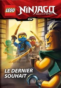 Lego Ninjago : masters of Spinjitzu - GregFarshtey