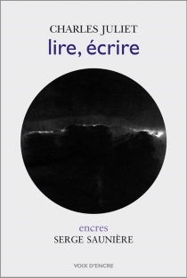 Lire, écrire - CharlesJuliet