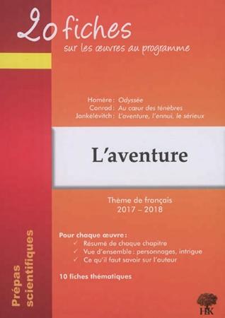 Les rencontres de l'aventure 2018 programme
