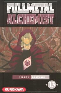 Fullmetal alchemist - HiromuArakawa