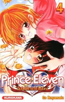 Prince eleven : la double vie de Midori - GoIkeyamada
