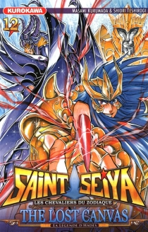 Saint Seiya : les chevaliers du zodiaque : the lost canvas, la légende d'Hadès - Masami Kurumada