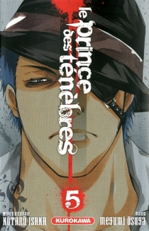 Le prince des ténèbres - KôtarôIsaka