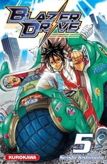 Blazer drive - SeishiKishimoto