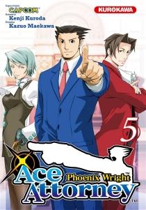 Phoenix Wright : Ace Attorney - KenjiKuroda