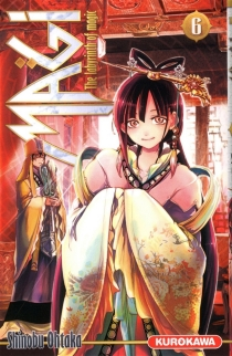 Magi : the labyrinth of magic - Shinobu Ohtaka