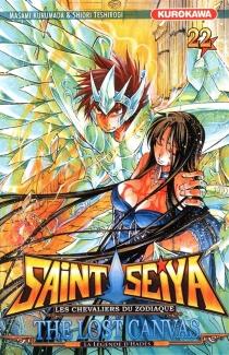 Saint Seiya : les chevaliers du zodiaque : the lost canvas, la légende d'Hadès - MasamiKurumada