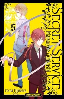 Secret Service, maison de Ayakashi - CocoaFujiwara