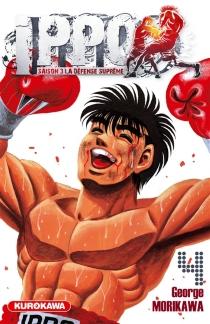 Ippo : saison 3, la défense suprême - GeorgeMorikawa