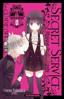Secret Service, maison de Ayakashi : guide officiel - CocoaFujiwara