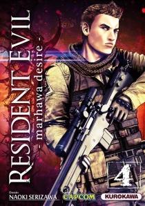 Resident evil : Marhawa desire - Capcom