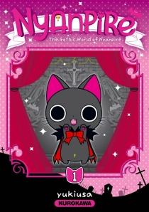 Nyanpire : the gothic world of Nyanpire - Yukiusa
