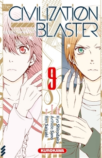 The civilization blaster : zetsuen no tempest - Ren Saizaki